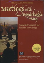 (DVD) MEETINGS WITH REMARKABLE MEN. G. I. Gurdjieff.
